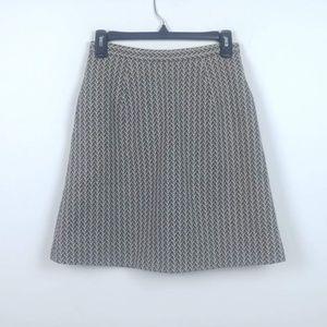 Rachel Comey | Abstract Tweed Mini Skirt